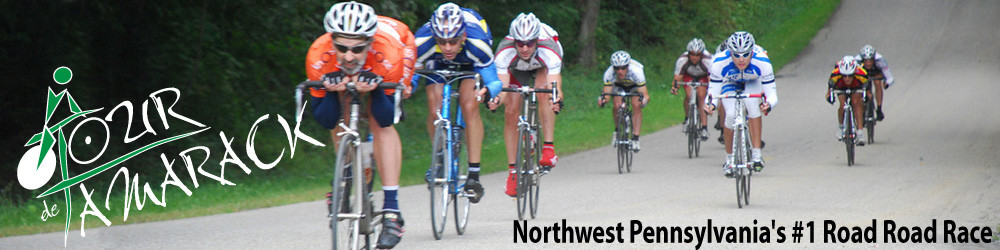 Tour de tamarack Bike Race